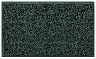 "Home Accents Aqua Shield 32"" x 57"" Fall Day Estate Mat, Green, large"
