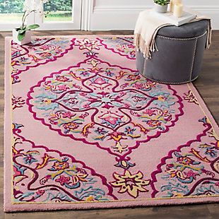 Safavieh Bellagio 5' X 8' Area Rug, Pink/Multi, rollover