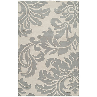 Home Accents Athena Paisley 5' x 8' Area Rug, , rollover