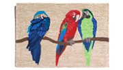 Home Accents Deckside 2' x 3' Aves Indoor/Outdoor Doormat, , large