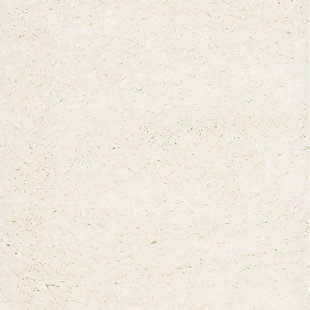 "Safavieh Polar Shag 2'3"" x 10' Runner, White, large"