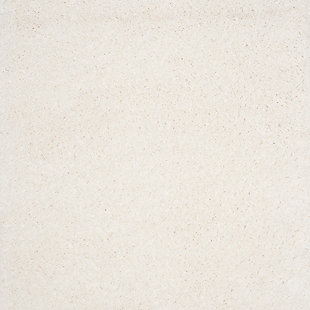 Safavieh Polar Shag 8' x 10' Area Rug, White, large