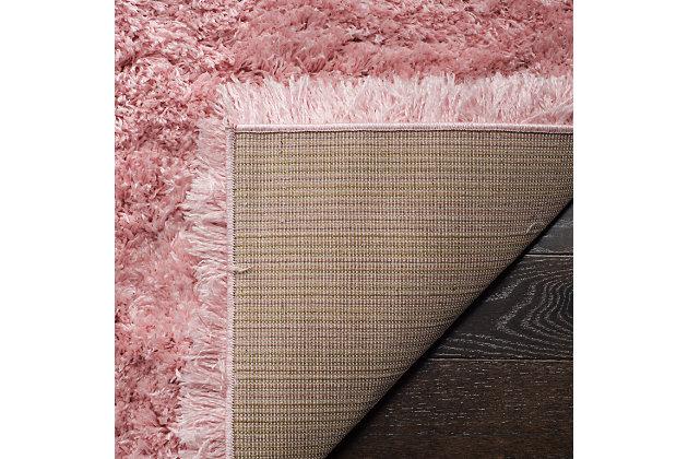 Safavieh Polar Shag 8' x 10' Area Rug, Pink, large