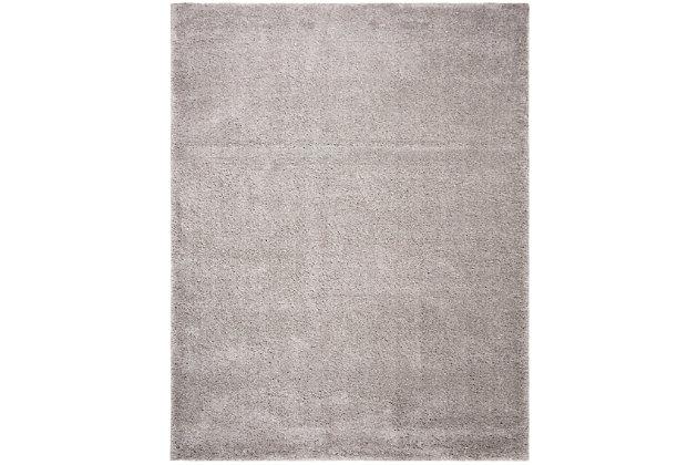 Safavieh Royal Shag 8' x 10' Area Rug, Gray, large