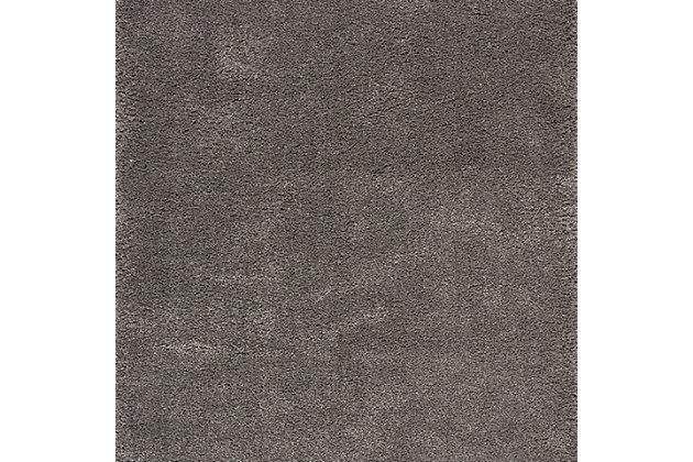 "Safavieh Royal Shag 5'3"" x 7'6"" Area Rug, Charcoal, large"