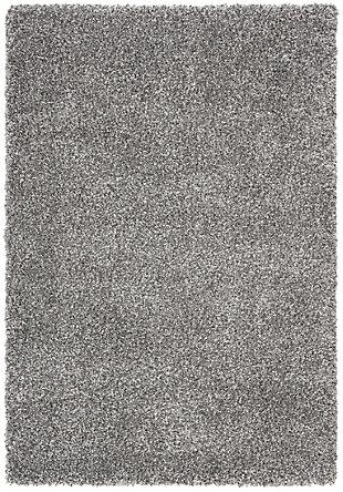 Safavieh Royal Shag 4' x 6' Area Rug, Gray, large