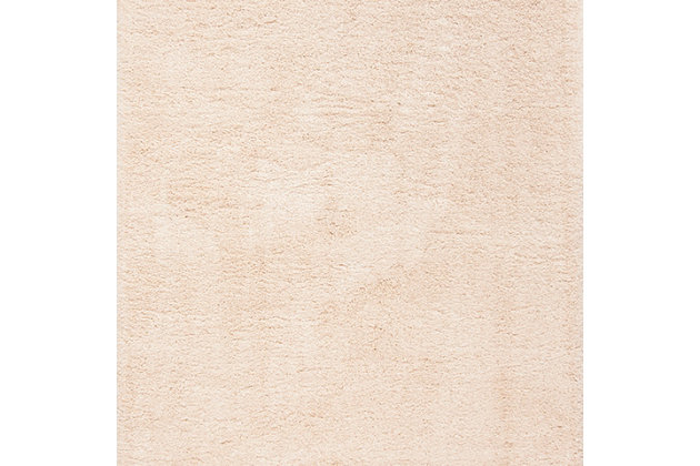 "Safavieh Royal Shag 5'3"" x 7'6"" Area Rug, Beige, large"
