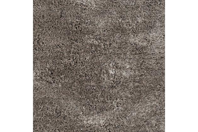 Safavieh South Beach Shag 5' x 8' Area Rug, Silver, large