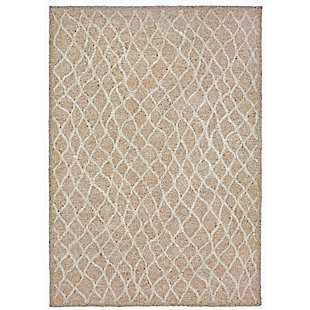 "Home Accents Facet Twirl Indoor/Outdoor Rug 5' x 7'6"", , rollover"