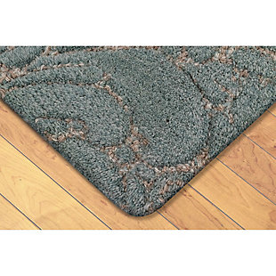 Home Accents Cordoba Tiole Rug 5' x 8', Green, rollover