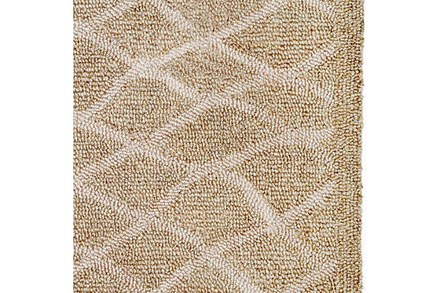 "Home Accents Facet Twirl Indoor/Outdoor Rug 7'6"" x 9'6"", , large"