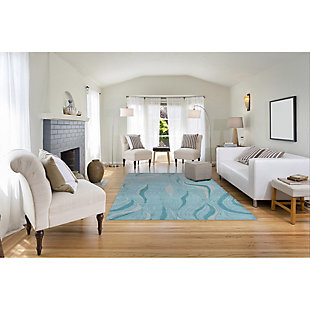 Home Accents Genoa Fjord Rug 5' x 8', , large