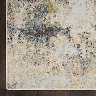 Nourison Trance 5'x7' Area Rug, Ivory/Multi, large