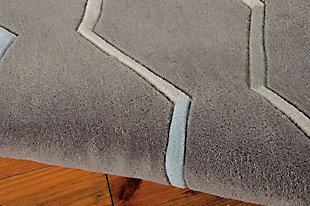 "Home Accents Contour Lines 3'6"" x 5'6"" Area Rug, , rollover"
