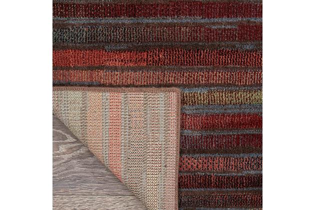 Nourison Expressions Multicolor 5'x8' Area Rug, Multi, large