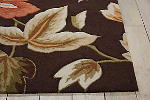 "Home Accents Fantasy 5' x 7'6"" Area Rug, , rollover"