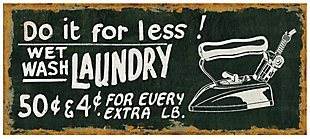 Home Accents Premium Comfort 2' x 4.5' Vintage Laundry Runner, , large
