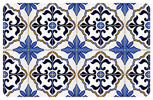 "Home Accents FoFlor 1'11"" x 3' Chiapas Accent Mat, , large"