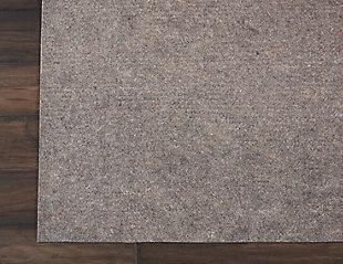 Nourison Nourison Basic RugLoc 8' x 10' Non-slip Rug Pad, Gray, large