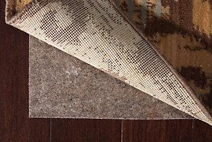 Nourison Nourison RugLoc 8' x 10' Non-slip Rug Pad, Tan, large