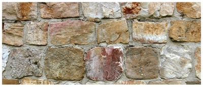 """Home Accents FoFlor 2'1"""" x 5' Rock Wall Accent Runner, , large"""