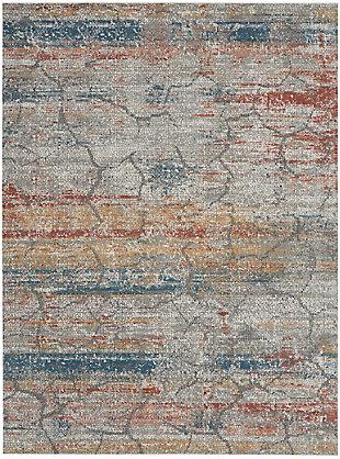 Nourison Nourison Rustic Textures 8' x 11' Area Rug, Multi, large