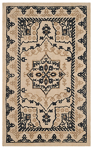 Home Accents 3' x 5' Rug, , large