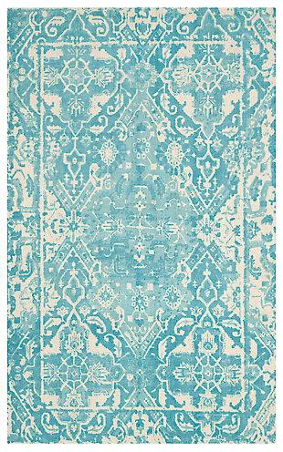 Home Accents Restoration 5' x 8' Rug, , large