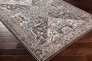 Surya Ankara Area Rug, Gray, large
