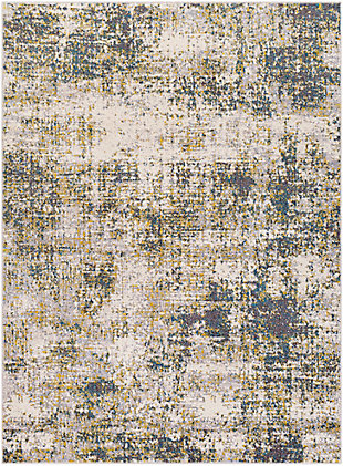 Surya Ankara Area Rug, Yellow, large