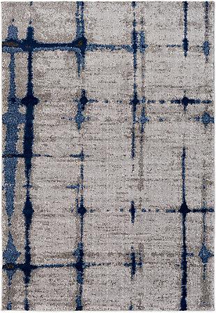 Surya Watson Area Rug, Blue, large