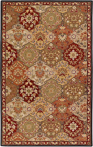 Surya Brooks Area Rug, Beige, large
