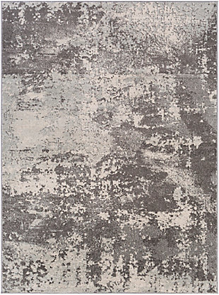 Surya Chester Area Rug, Gray, large