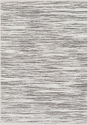 Surya Reyes Area Rug, Gray, large