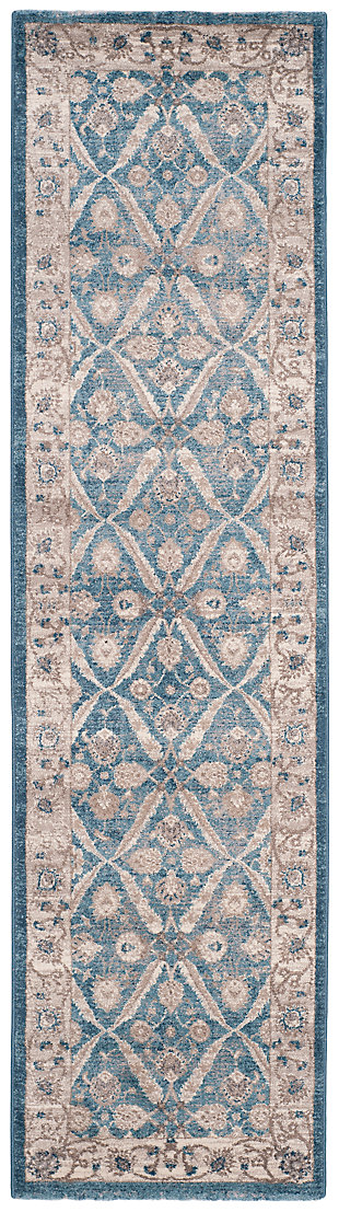 "Home Accents Sofia 2'2"" x 6' Rug, , large"