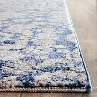 Home Accents SOFIA 8' x 11' Rug, Blue/Beige, rollover