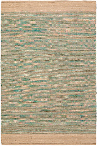 Surya Hughes Area Rug, Blue, large