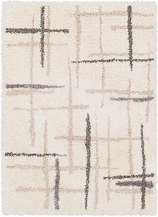Surya Harris Area Rug, Gray, large