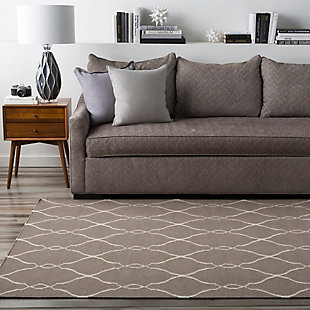 Surya Myers Area Rug, Beige, rollover