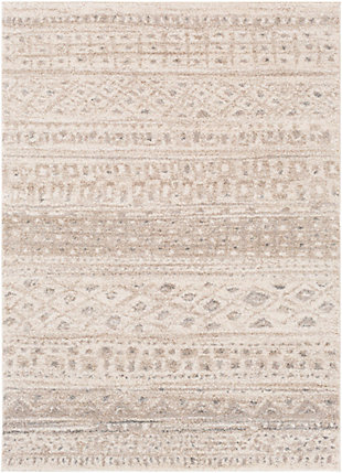 Surya Clark Area Rug, Gray, large