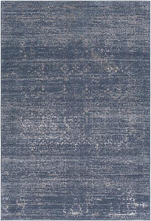 Surya Long Area Rug, Blue, large