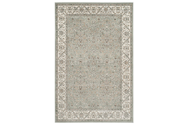 """Home Accents 6'7"""" x 9'2"""" Rug, , large"""