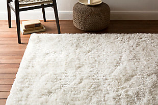 Surya Ross Area Rug, White, large