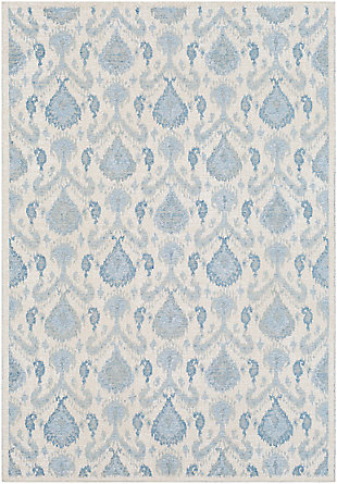 Surya Russell Area Rug, Blue, large