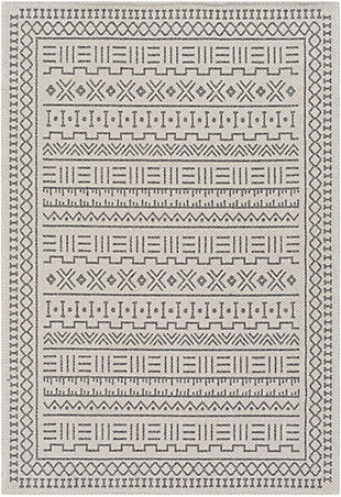 Surya La casa Area Rug, Gray, large