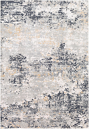 Surya Torres Area Rug, Gray, large