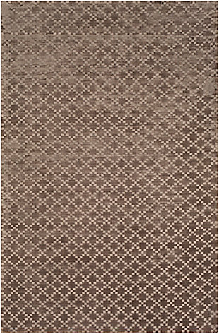 Surya Mortimer Area Rug, Beige, large