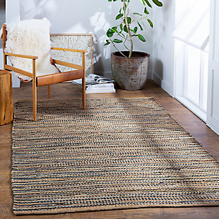 Surya Perry Area Rug, Blue, rollover
