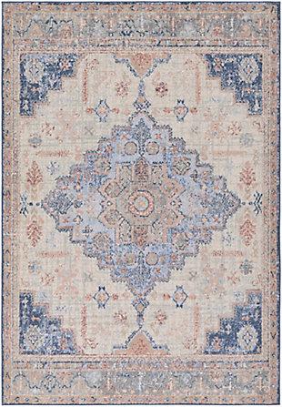 Surya Murat Area Rug, Blue, large