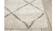 Home Accents Brisbane  5' x 7' Rug, Cream, rollover